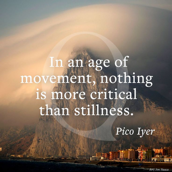 Pico Iver In an age of movement