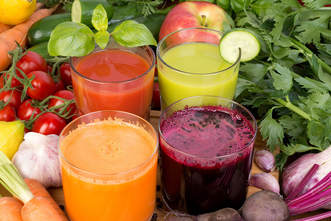 Juicing Juice Vegetable Fruit
